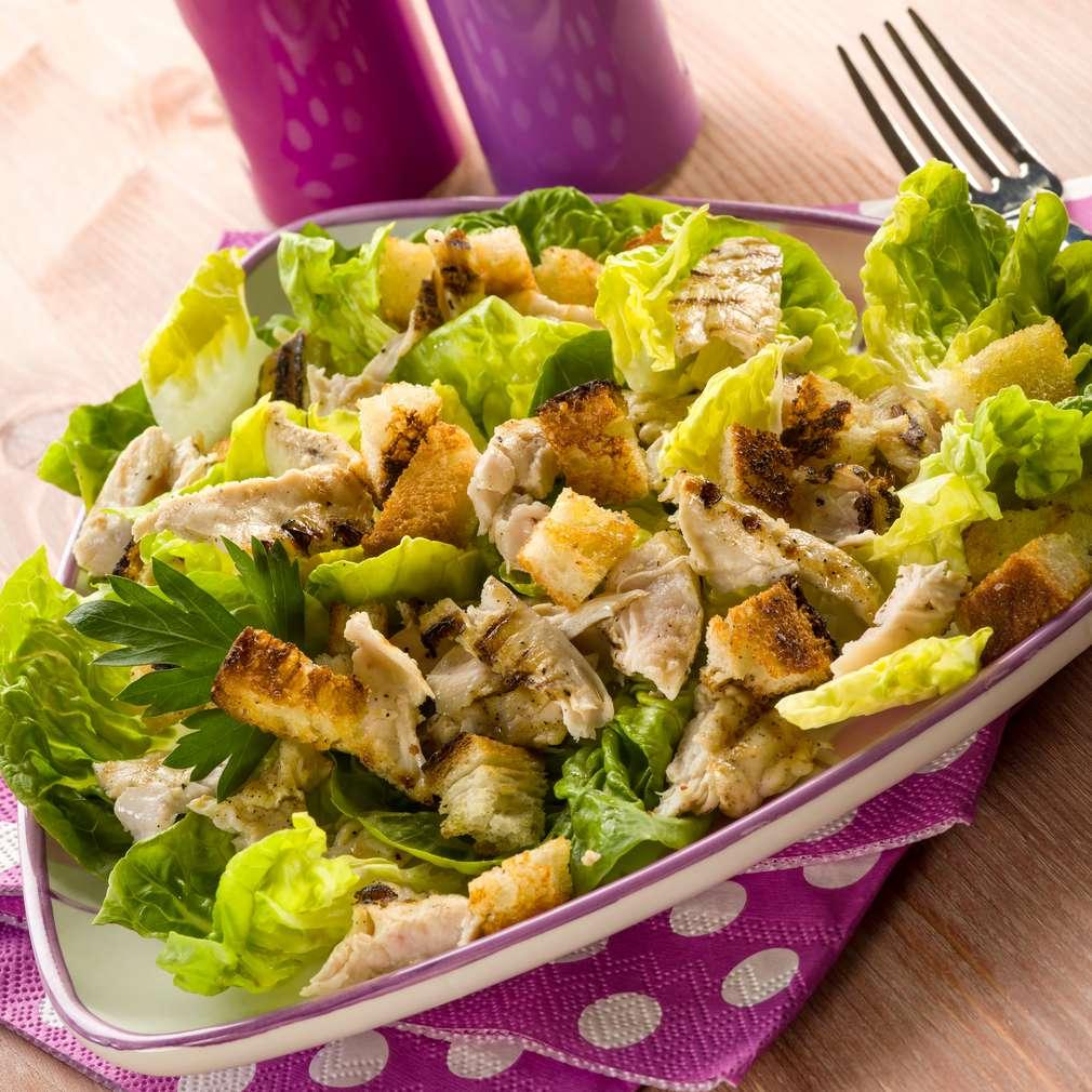 Imaginea rețetei Salată de pui