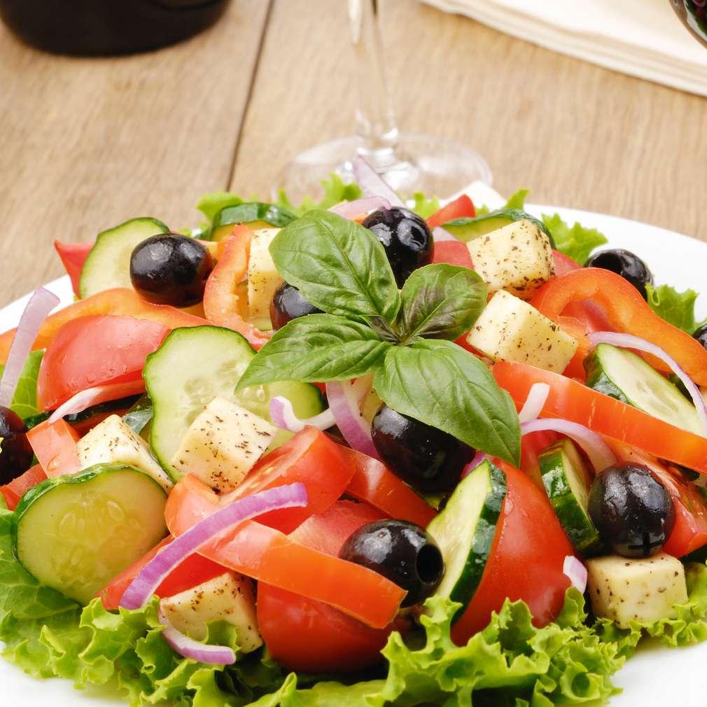 Imaginea rețetei Salată asortată