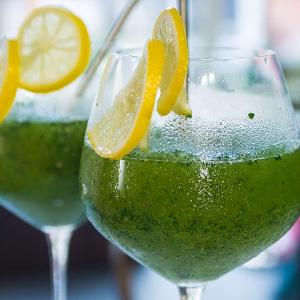 Изобразяване на рецептата Лимонана