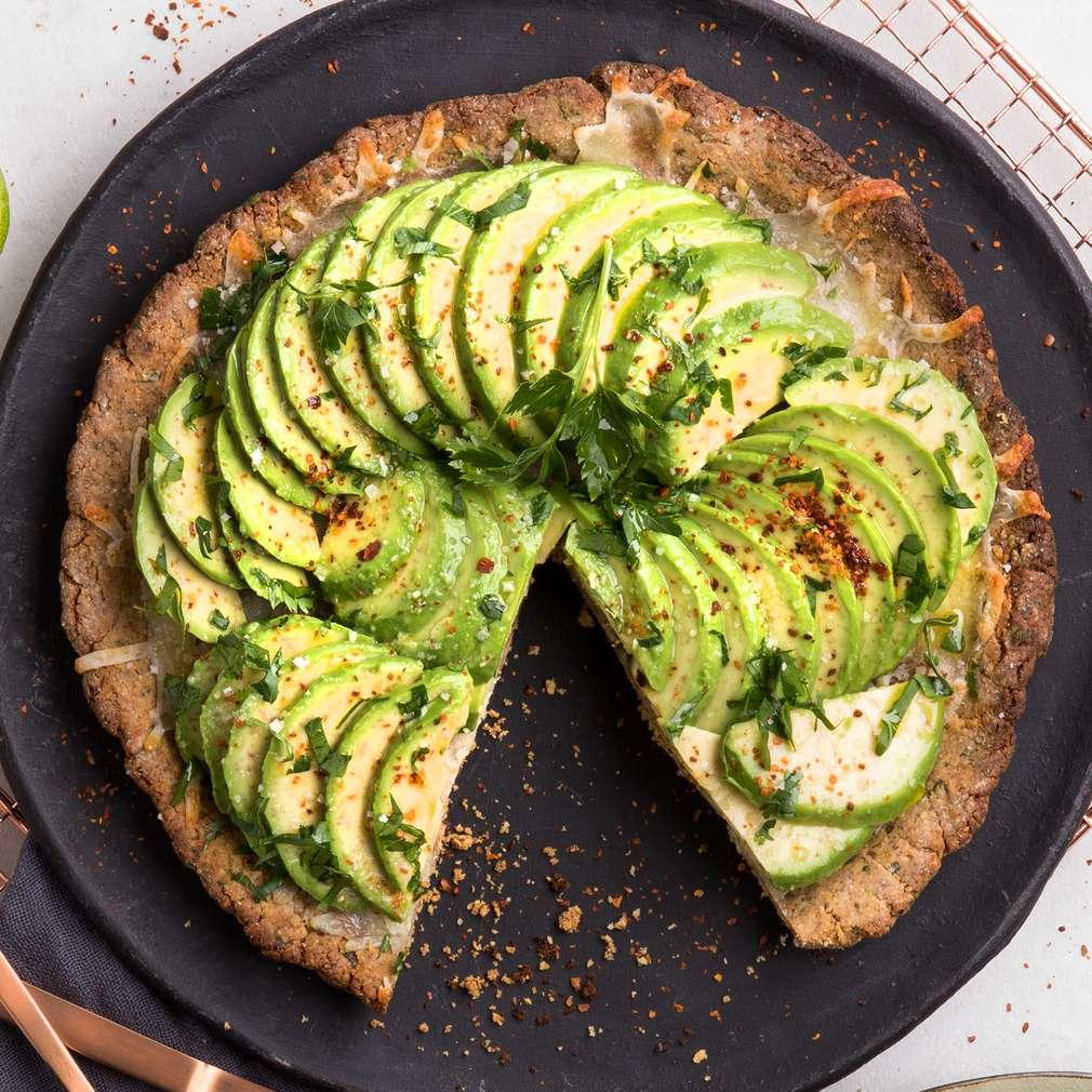 Imaginea rețetei Pizza cu avocado