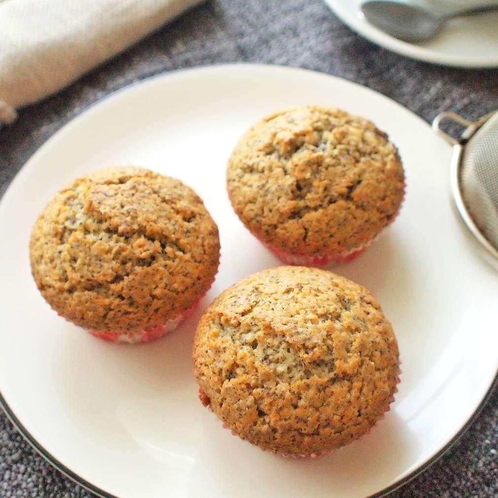 Zobrazit Makové muffiny receptů