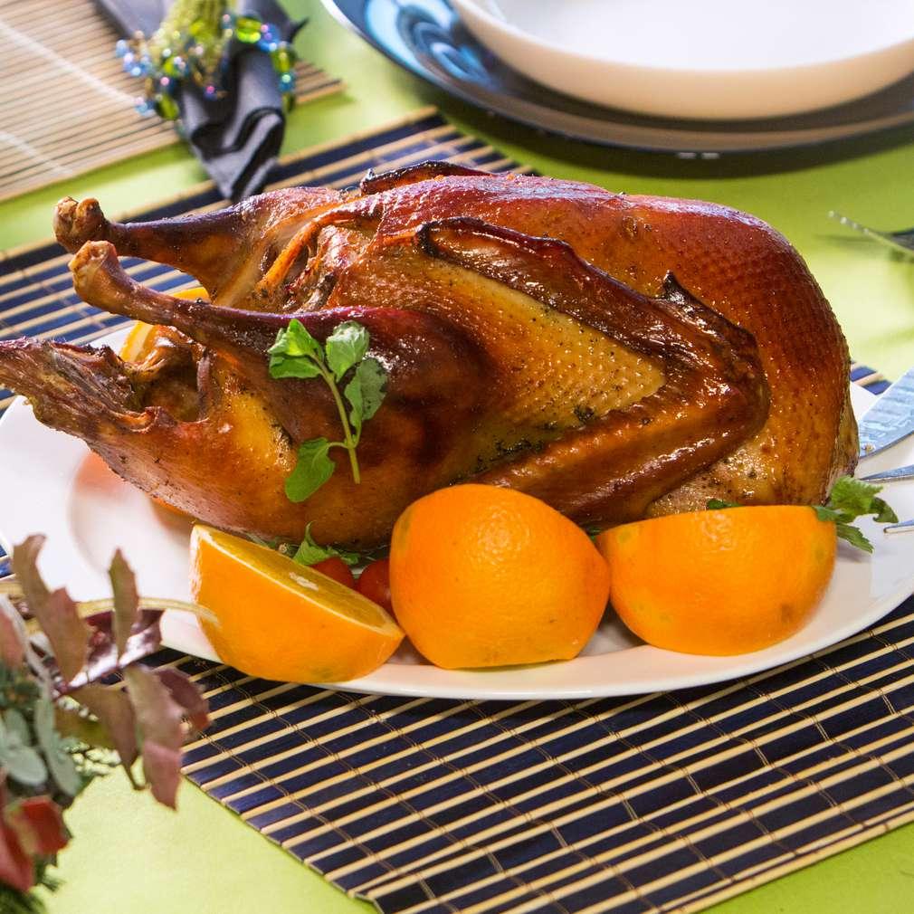 Изобразяване на рецептата Печена патица