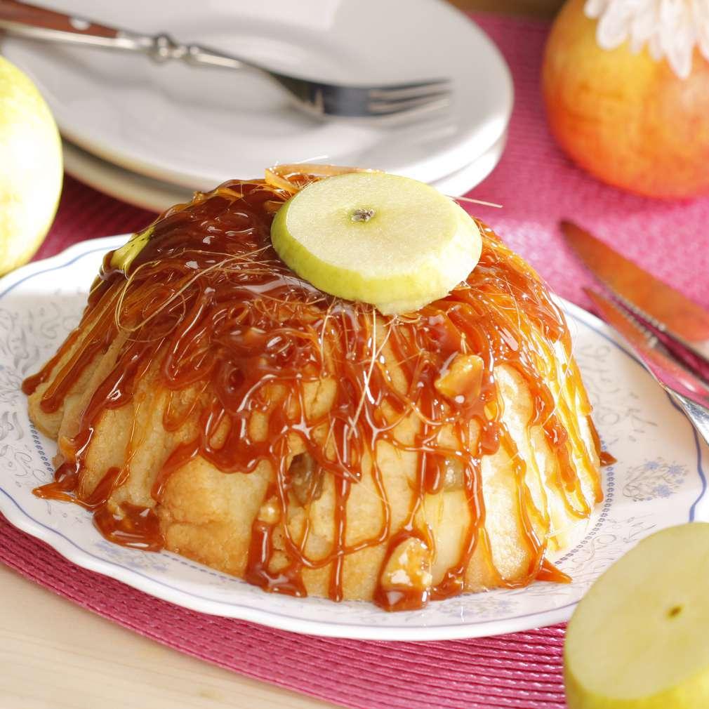 Imaginea rețetei Șarlotă cu mere