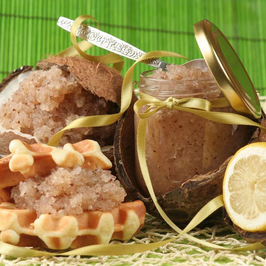 Imaginea rețetei Gem de nucă de cocos
