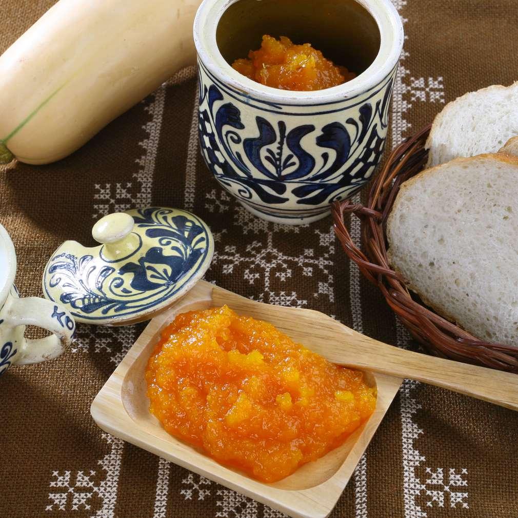 Imaginea rețetei Marmeladă de dovleac cu morcov