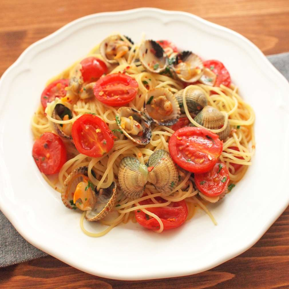 Zobrazit Špagety se srdcovkami receptů
