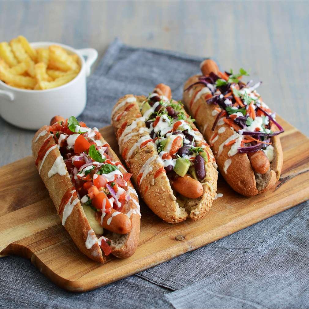 Zobrazenie receptu Hot dogy