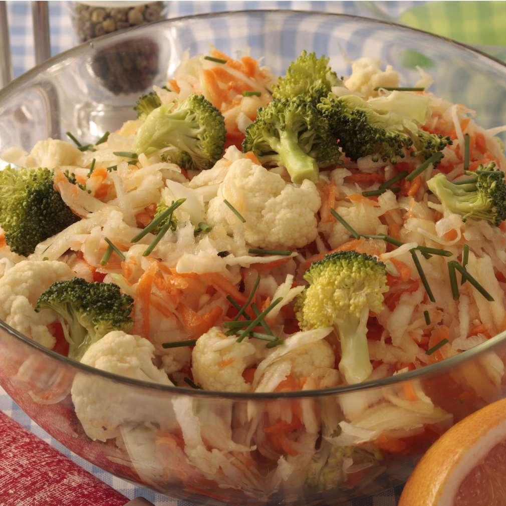 Imaginea rețetei Salată de crudități
