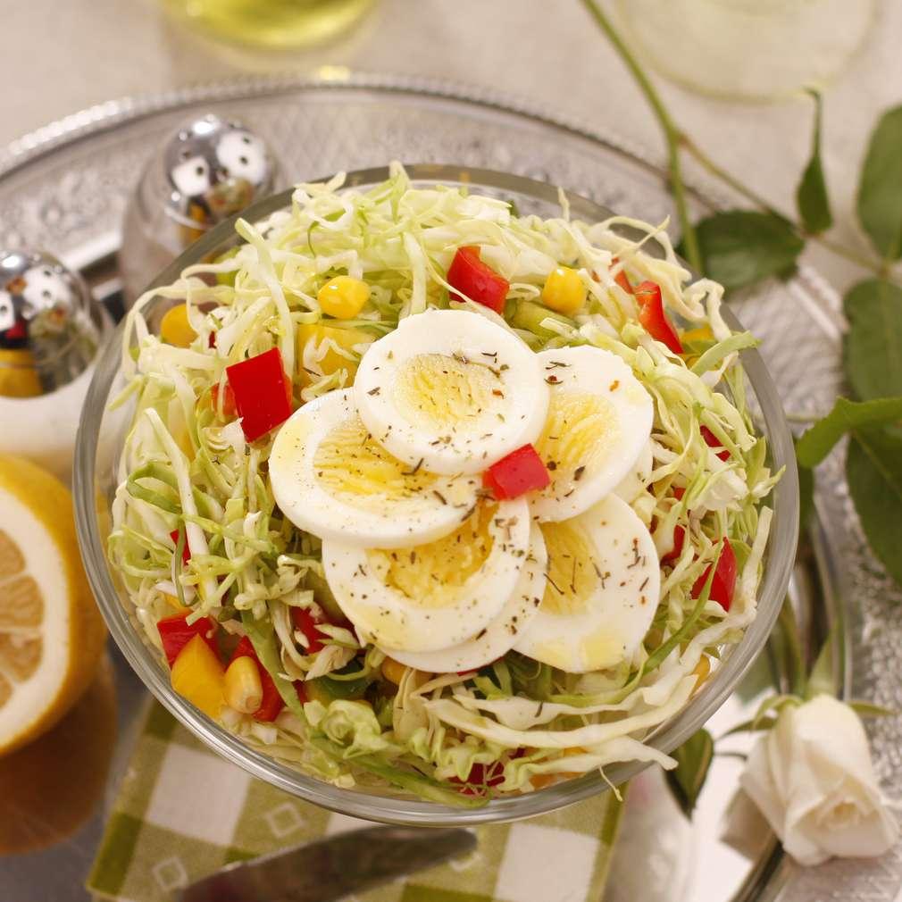 Imaginea rețetei Salată cu varză China