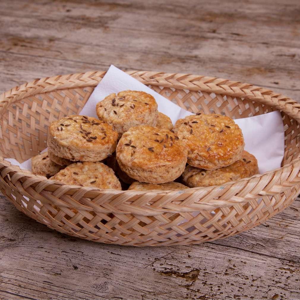 Zobrazenie receptu Oškvarkové pagáče