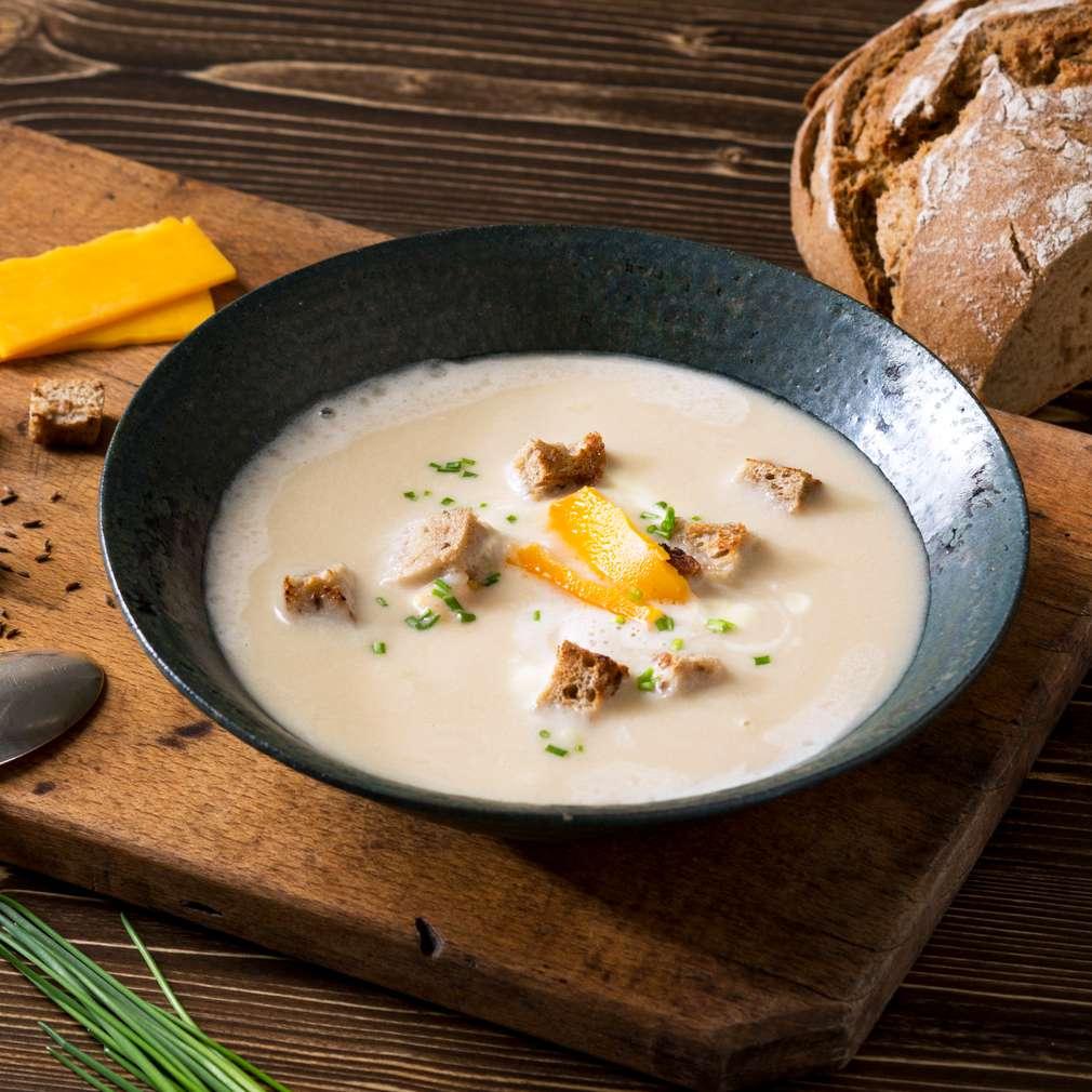 Zobrazenie receptu Pivová polievka