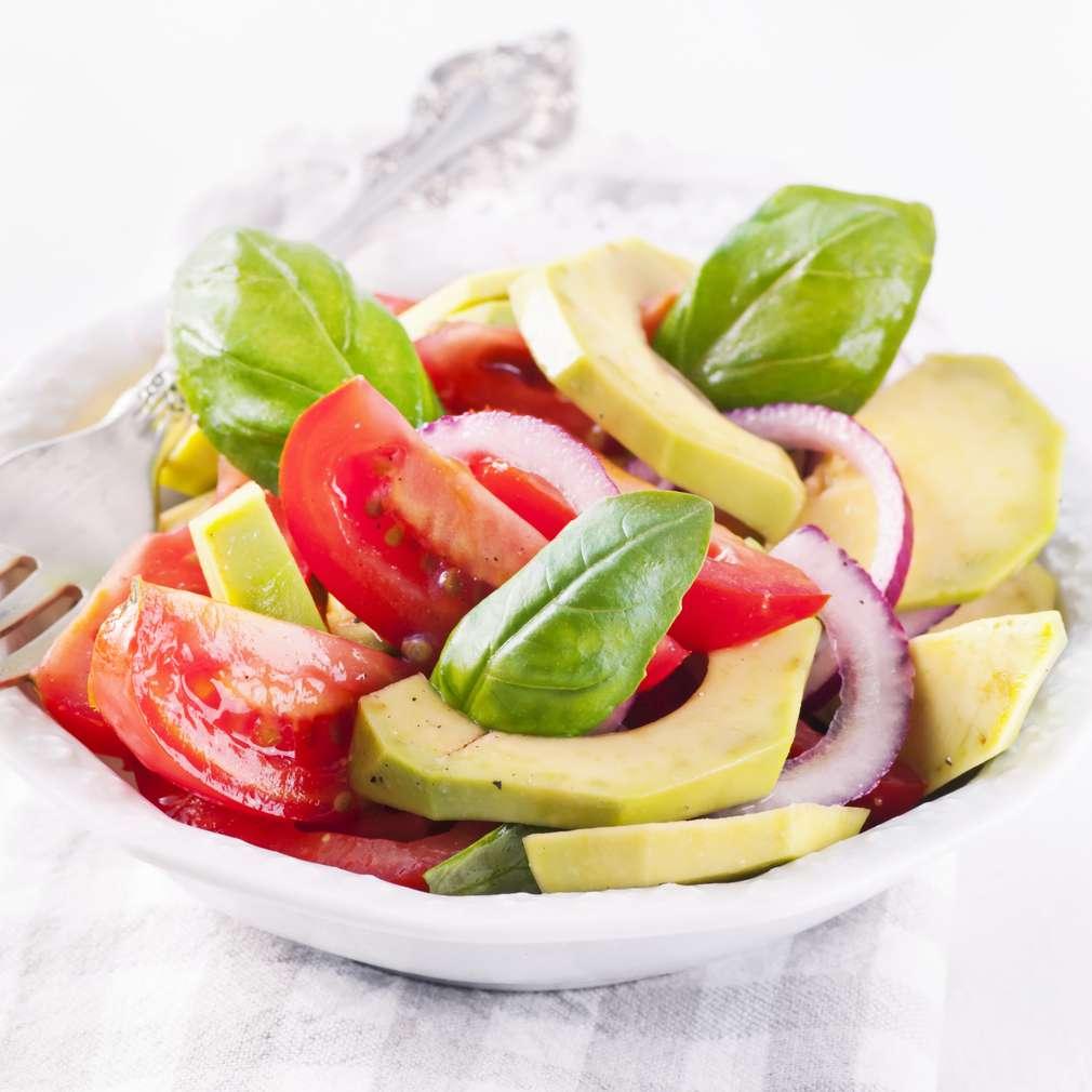 Imaginea rețetei Salată de avocado