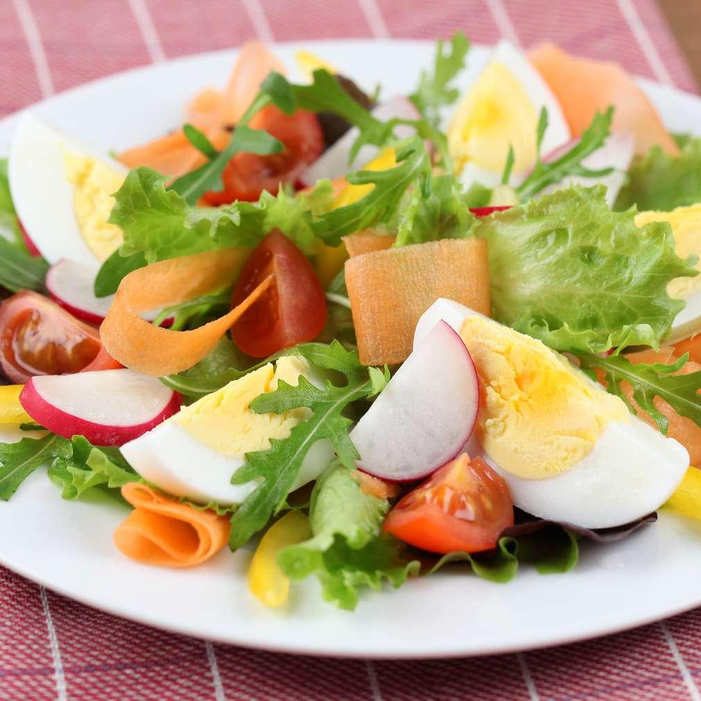 Salată de ou