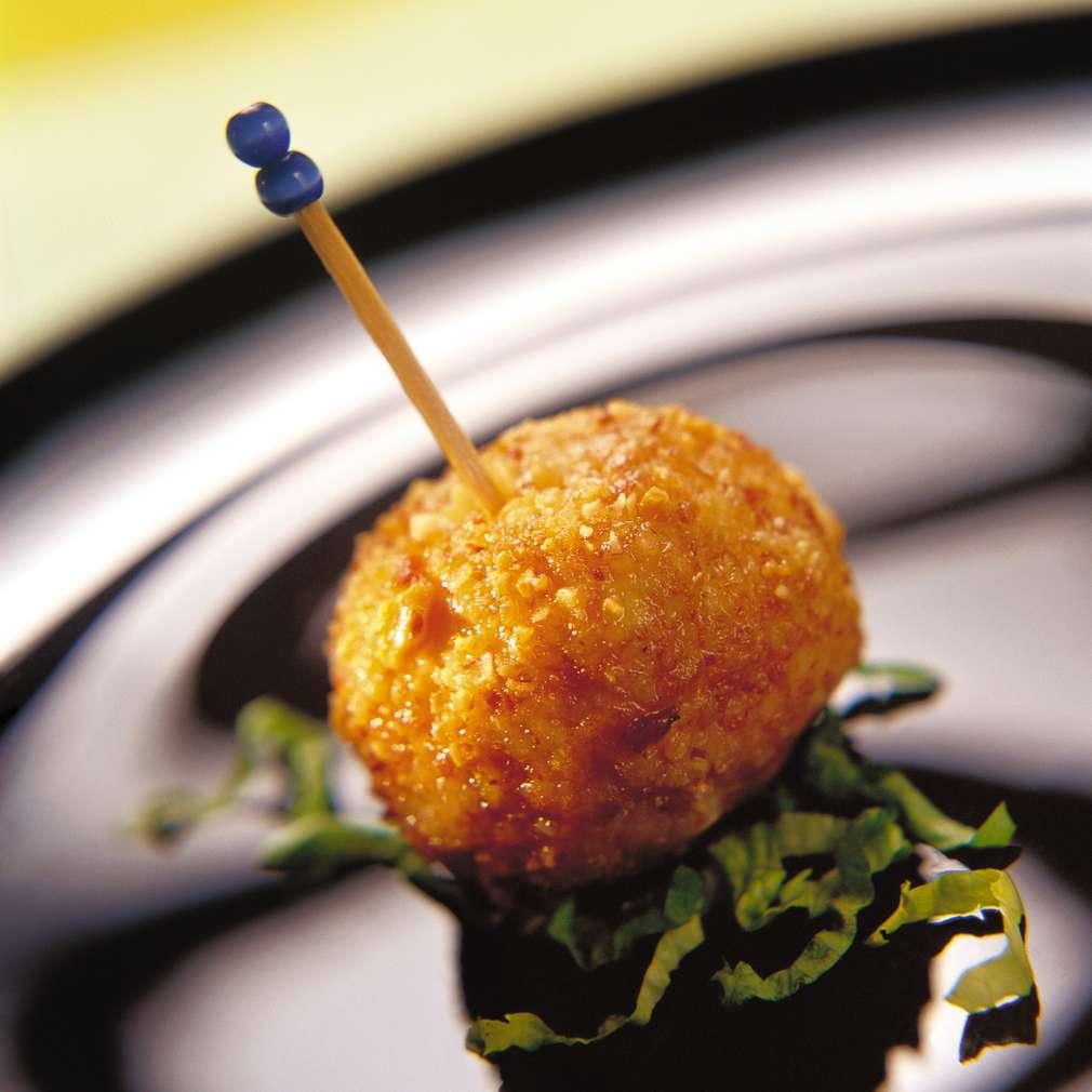 Изобразяване на рецептата Пилешки кюфтенцa с джинджифил