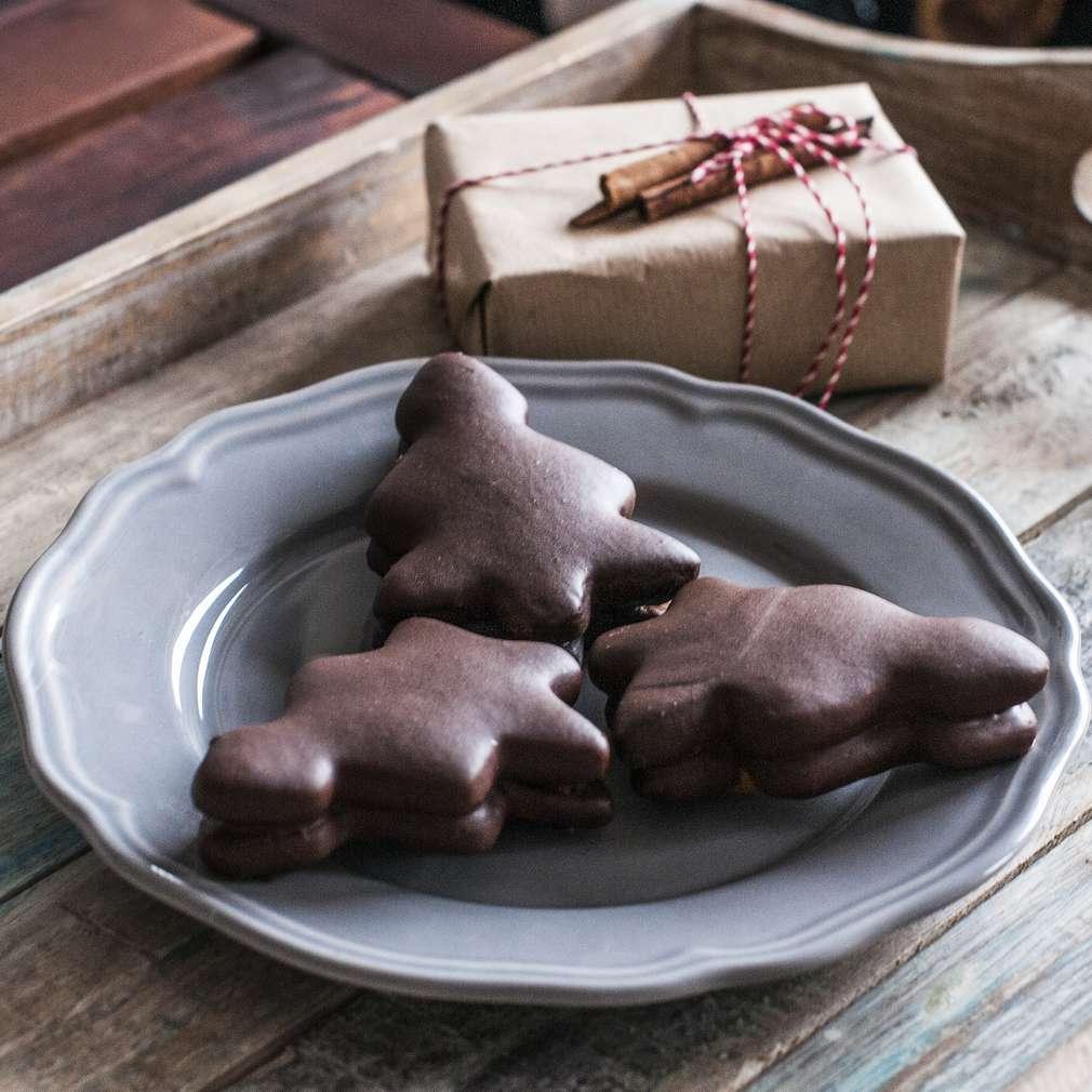 Zobrazenie receptu Čokoládové perníčky