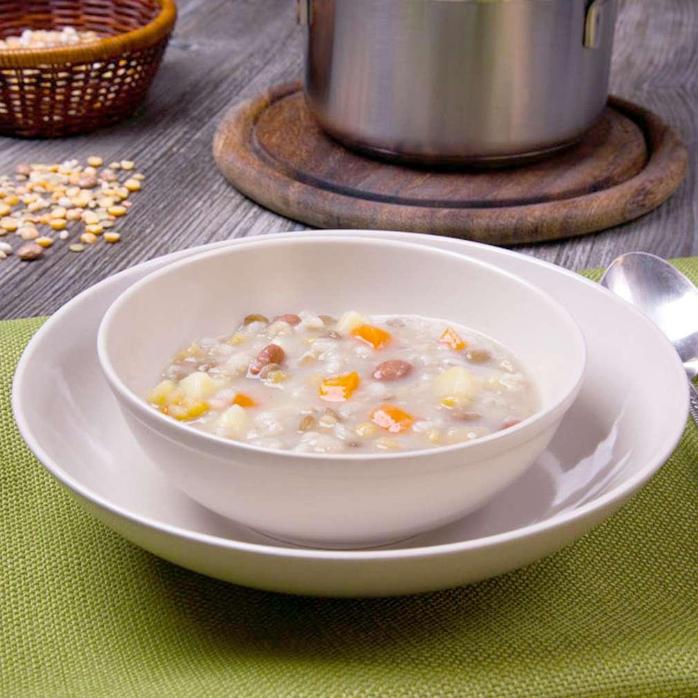 Zobrazenie receptu Hŕstková polievka