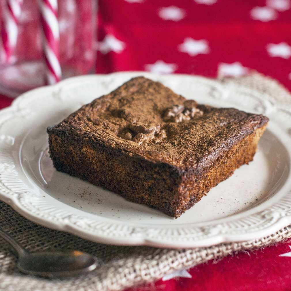 Zobrazenie receptu Rýchly orechový koláč