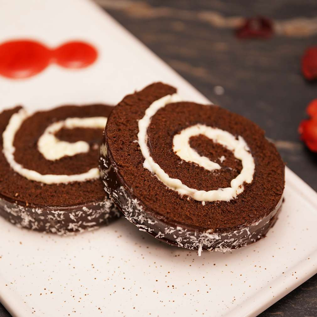 Изобразяване на рецептата Шоколадово руло