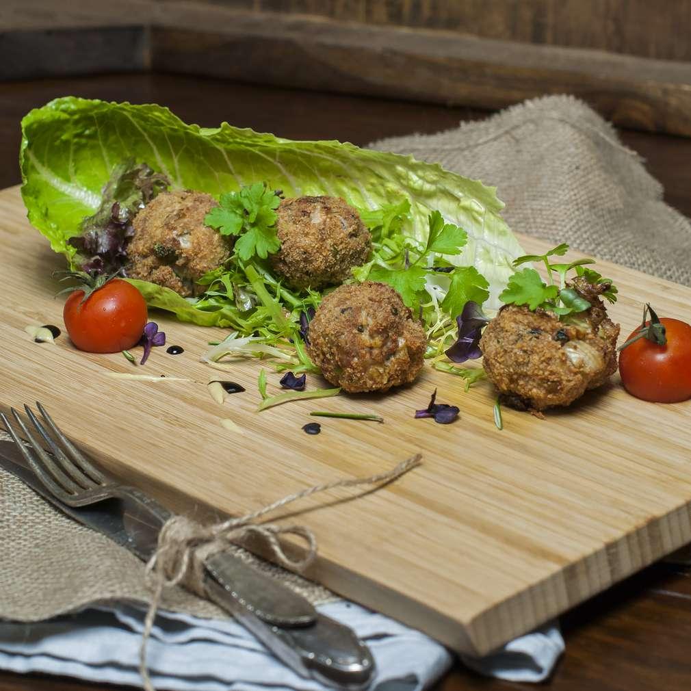 Zobrazenie receptu Kelovo-mäsové kroketky