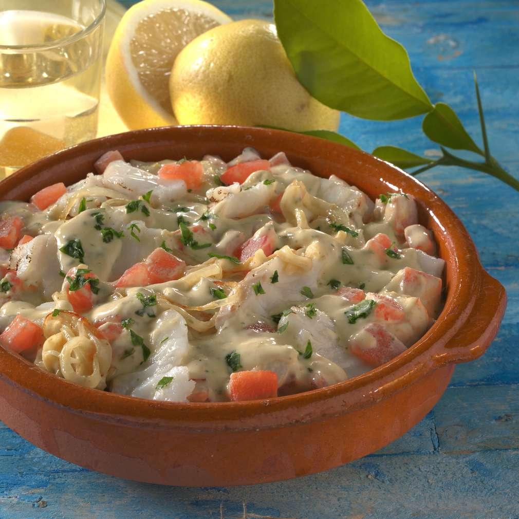 "Abbildung des Rezepts Tomaten-Fisch-Pfanne ""Mallorca"""