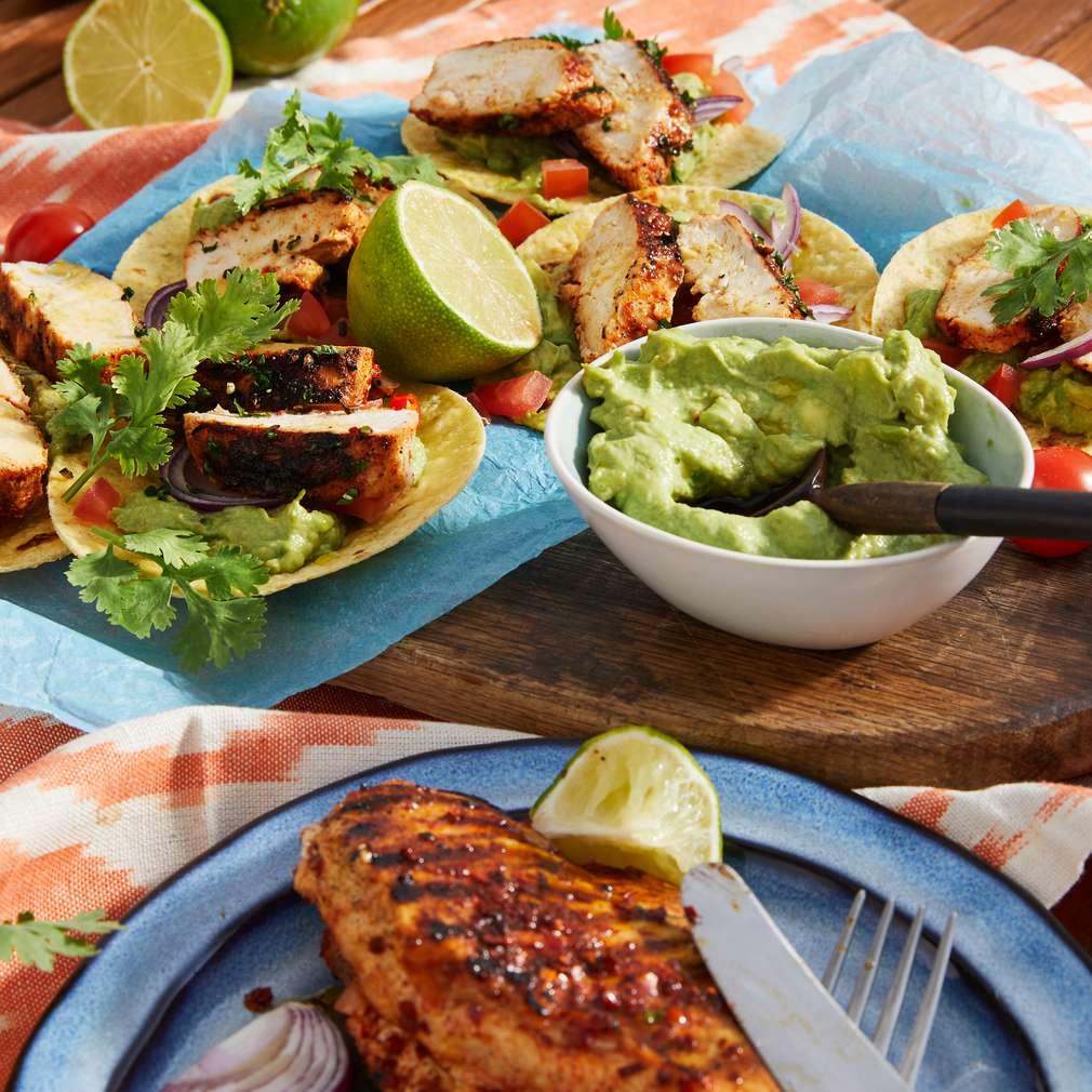 Imaginea rețetei Street tacos