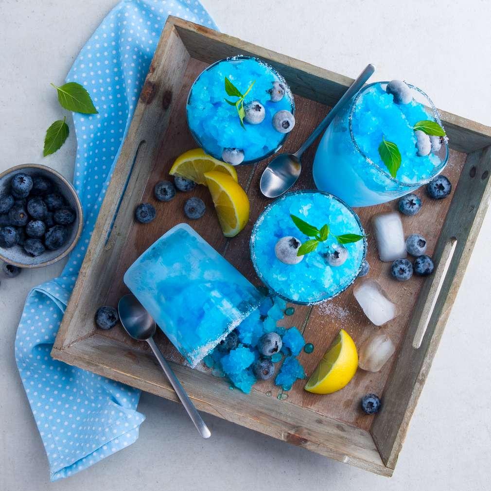 Abbildung des Rezepts Frozen Blue