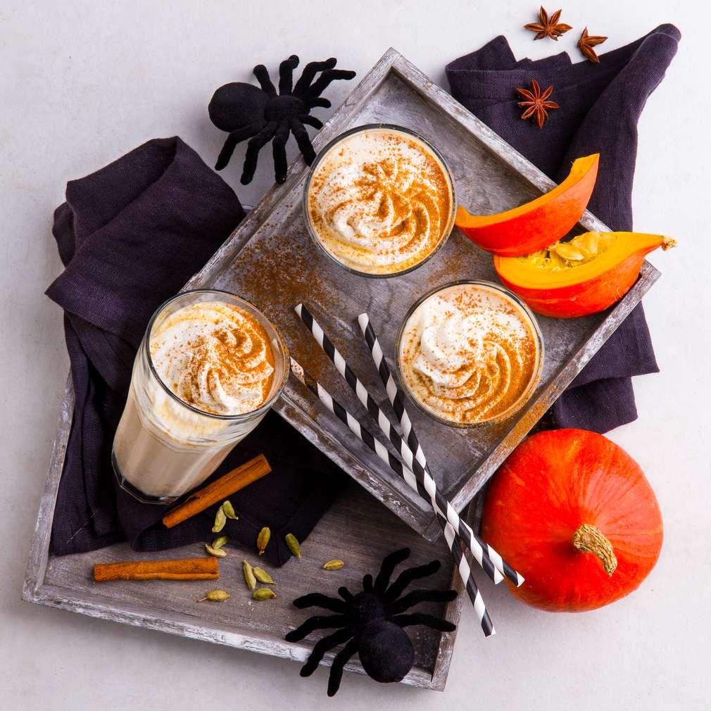 Abbildung des Rezepts Pumpkin Spice Latte