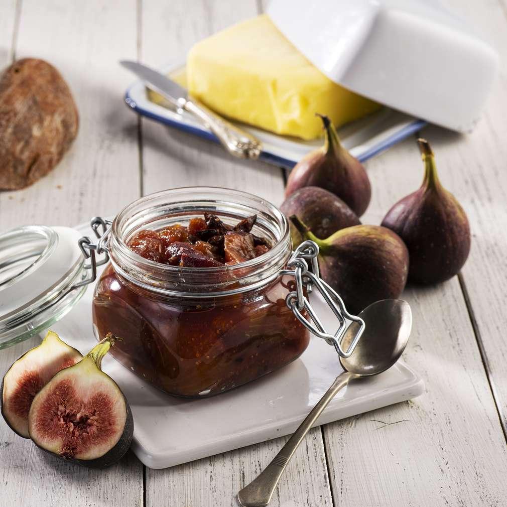 Zobrazenie receptu Figový džem