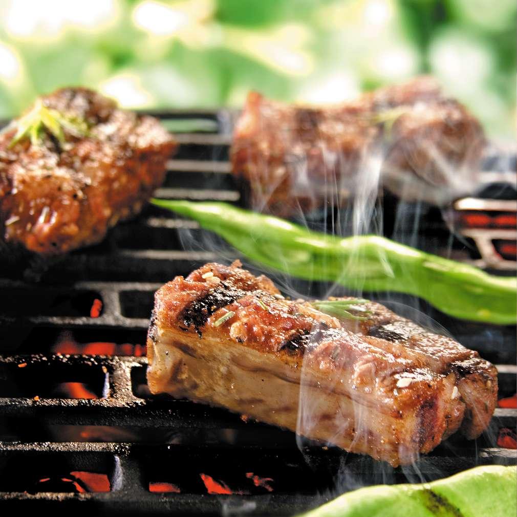 Изобразяване на рецептата Свински ребърца на барбекю