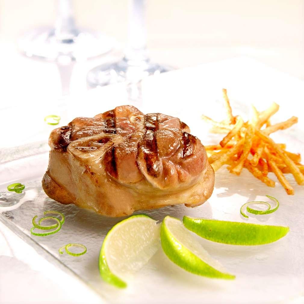 Изобразяване на рецептата Свински джолан на грил
