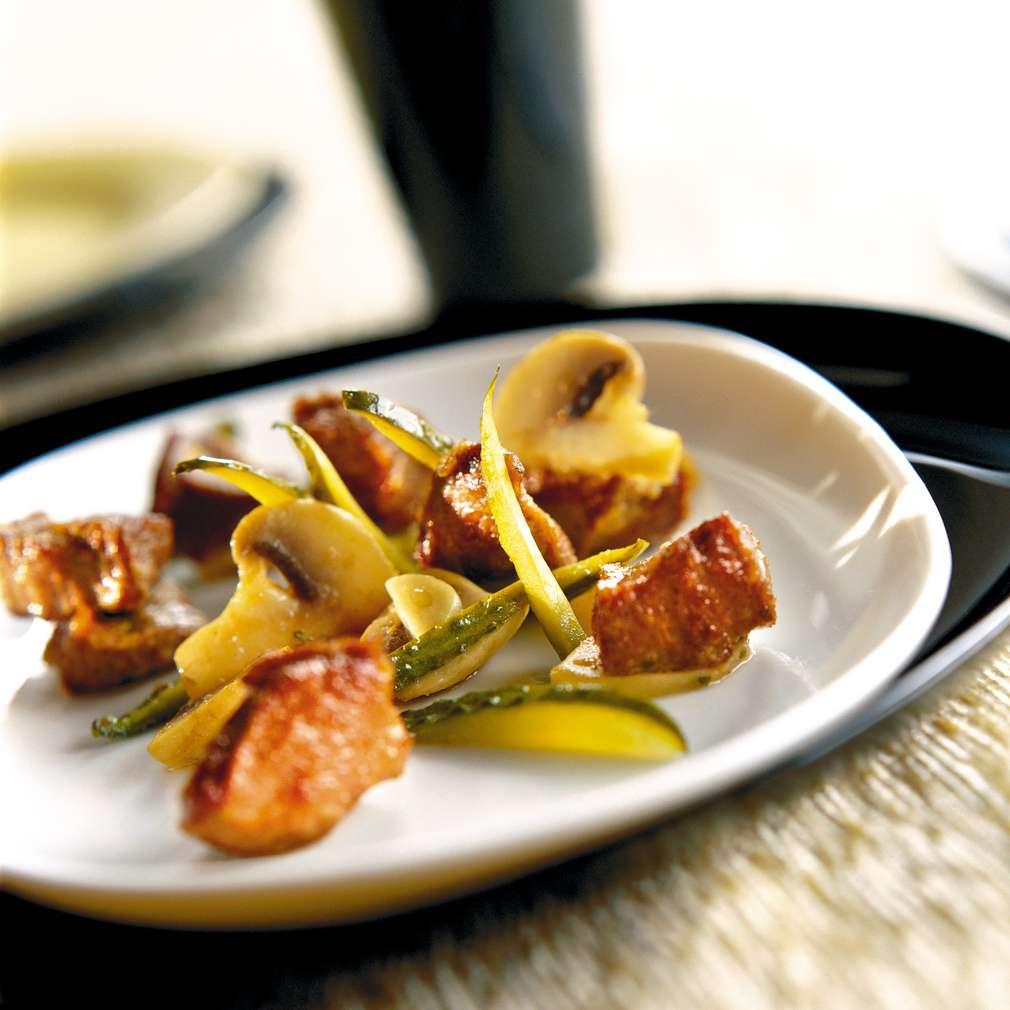 Изобразяване на рецептата Златен дамар