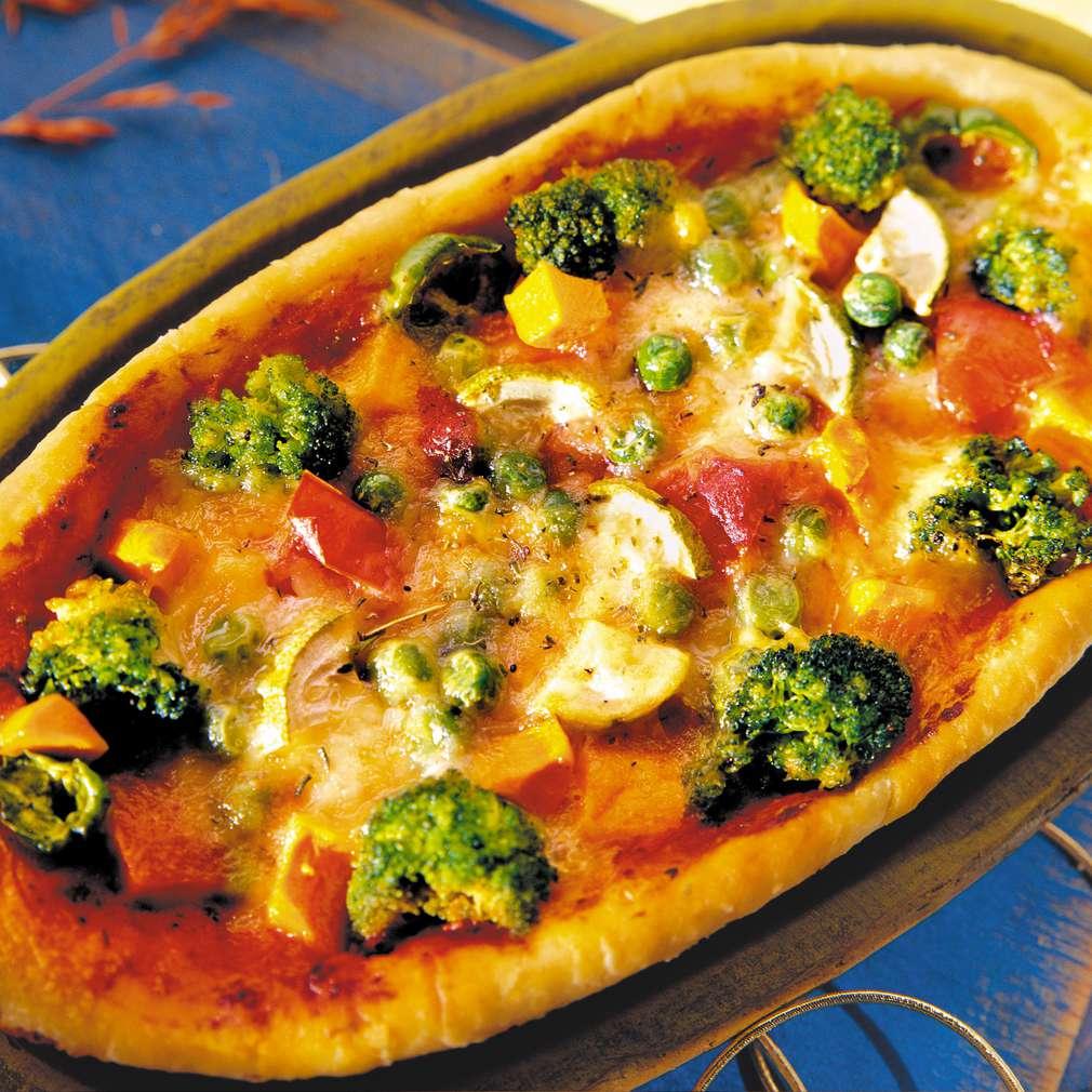 Изобразяване на рецептата Пица Примавера