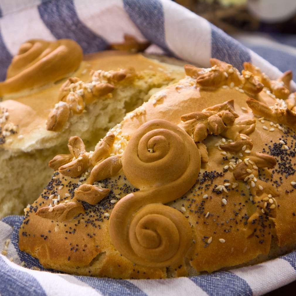 Изобразяване на рецептата Обреден хляб