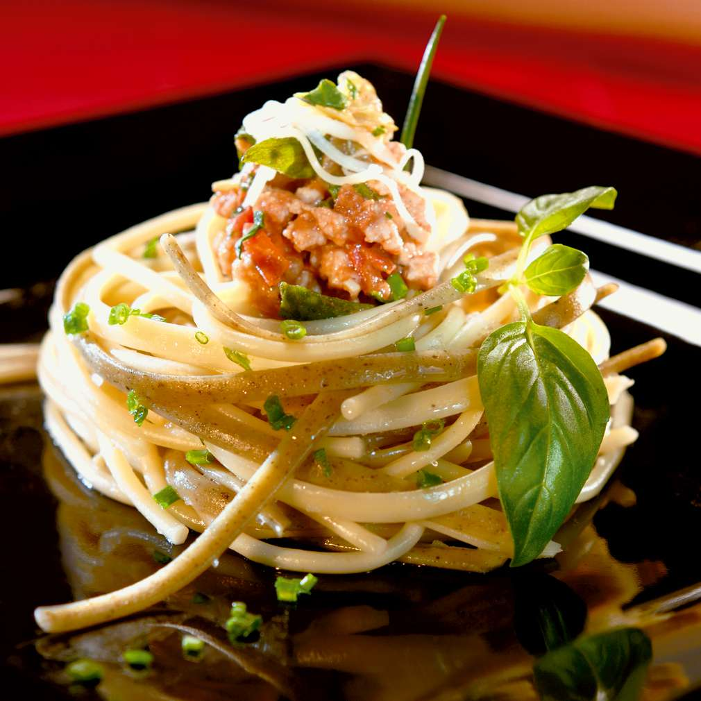 Изобразяване на рецептата Каубойски спагети