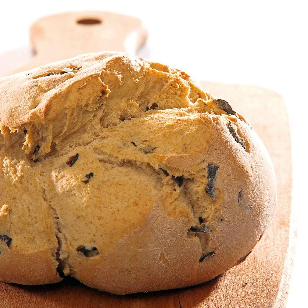 Изобразяване на рецептата Хляб с маслини