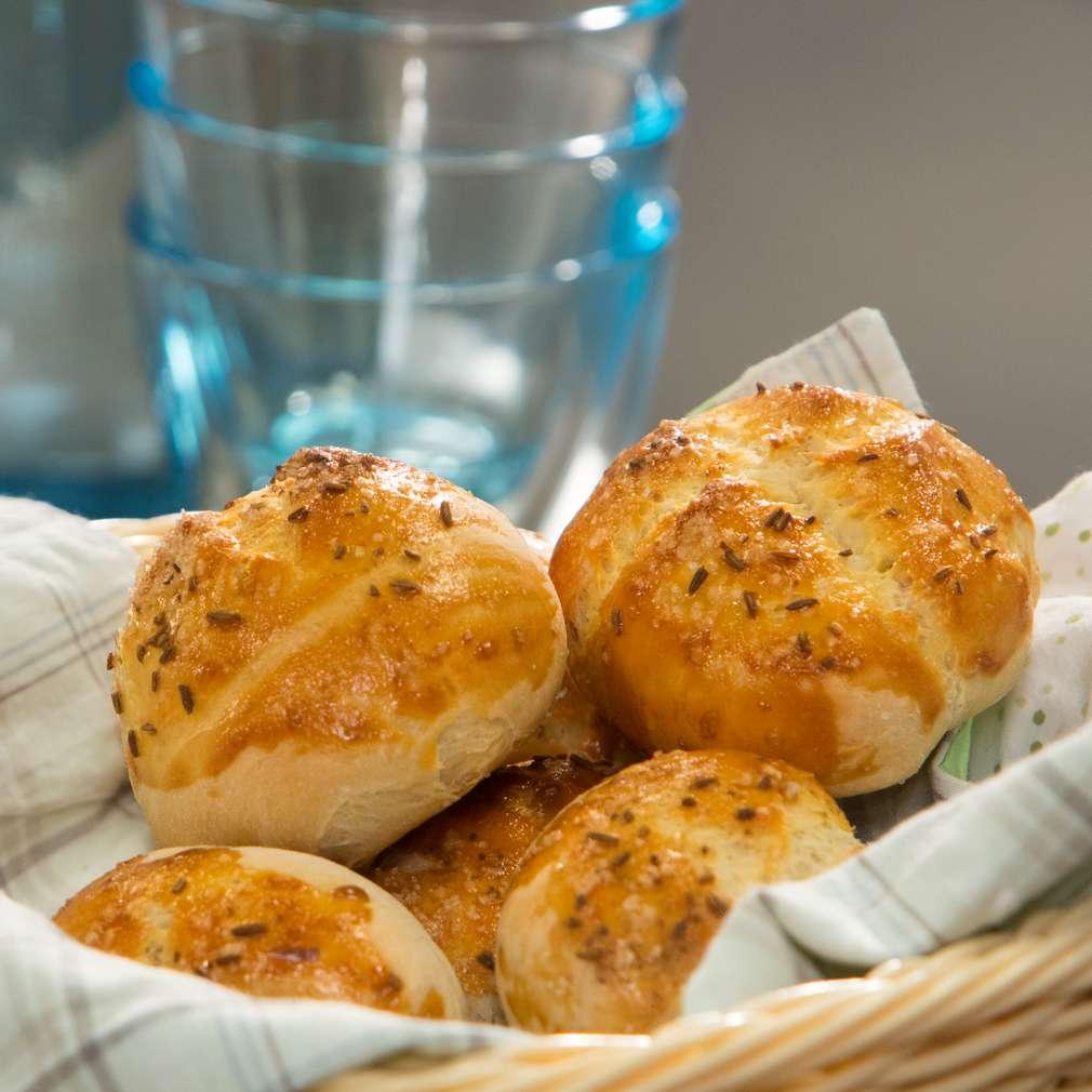 Изобразяване на рецептата Хлебчета с ким