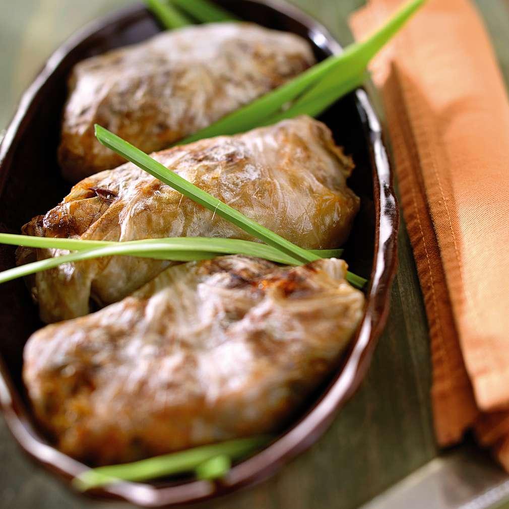 Изобразяване на рецептата Сарми с кисело зеле