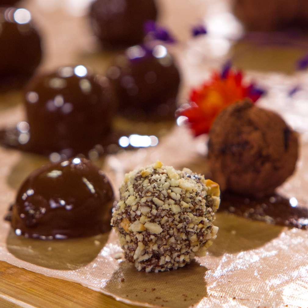 Изобразяване на рецептата Домашни бонбони