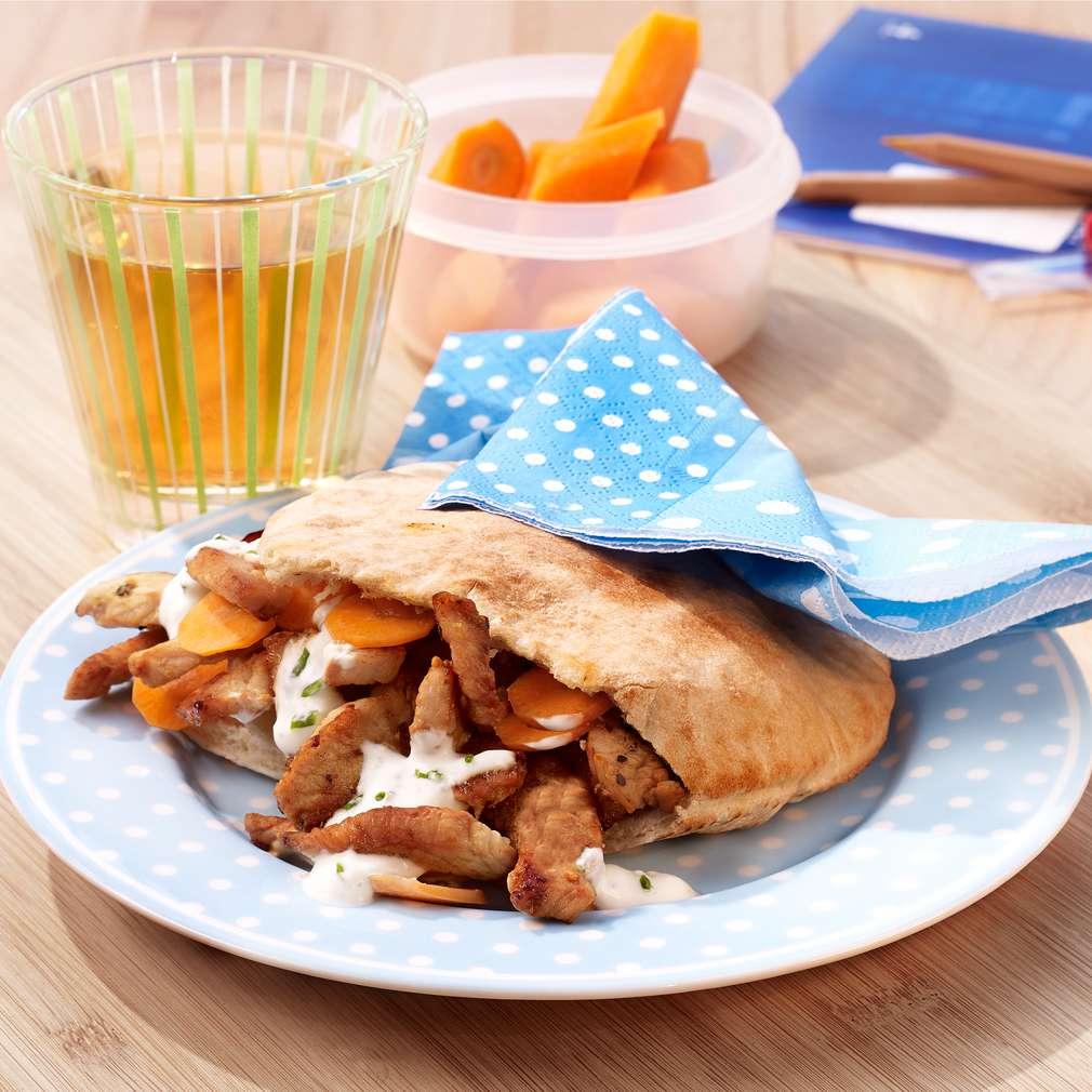 Imaginea rețetei Chebap de prânz rapid