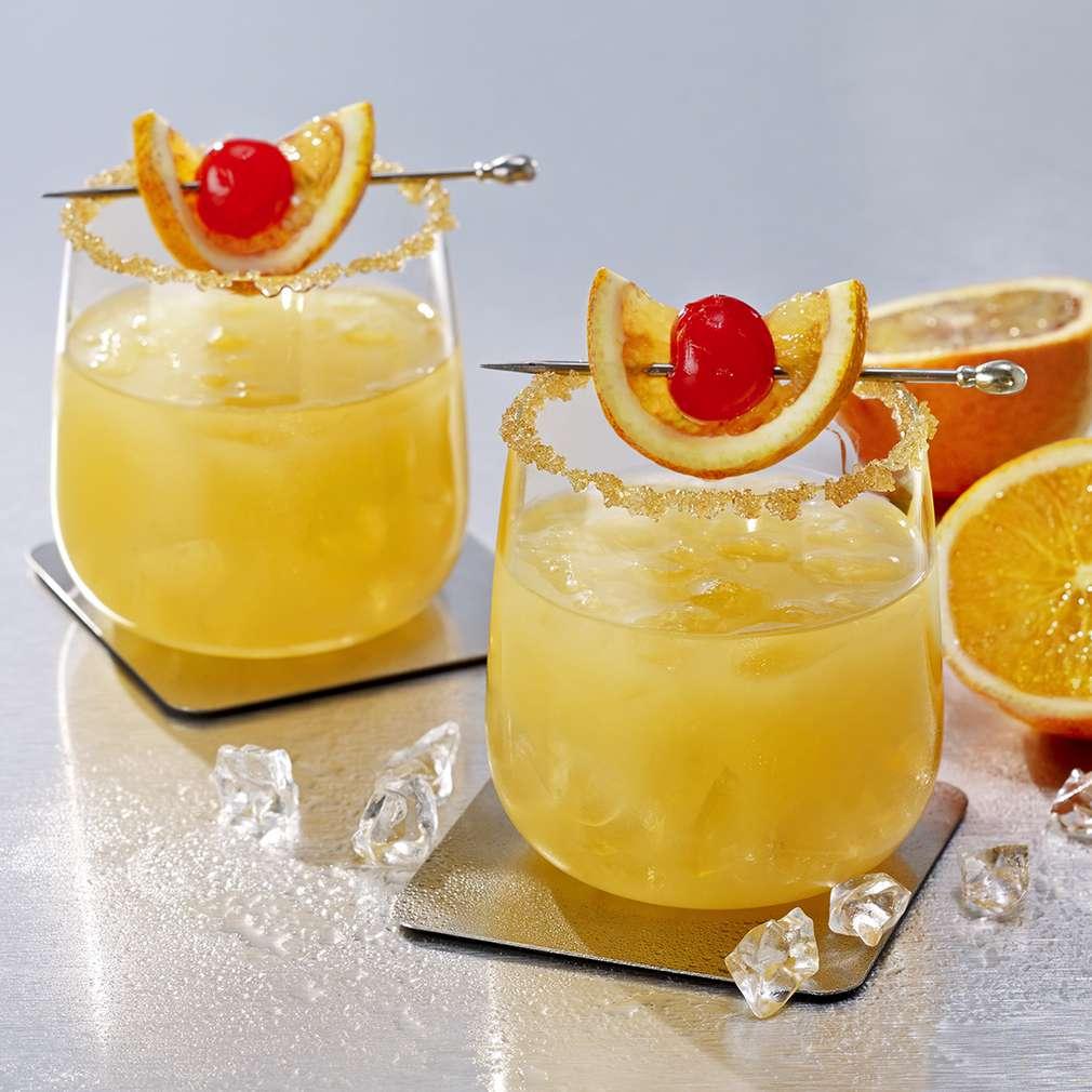 Abbildung des Rezepts Orange-Amaretto