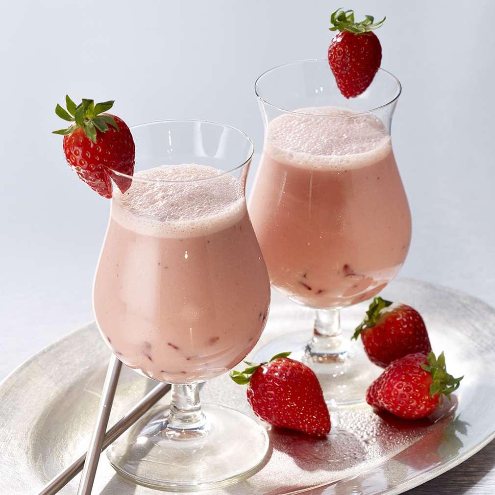 Abbildung des Rezepts Erdbeer-Creme-Cocktail