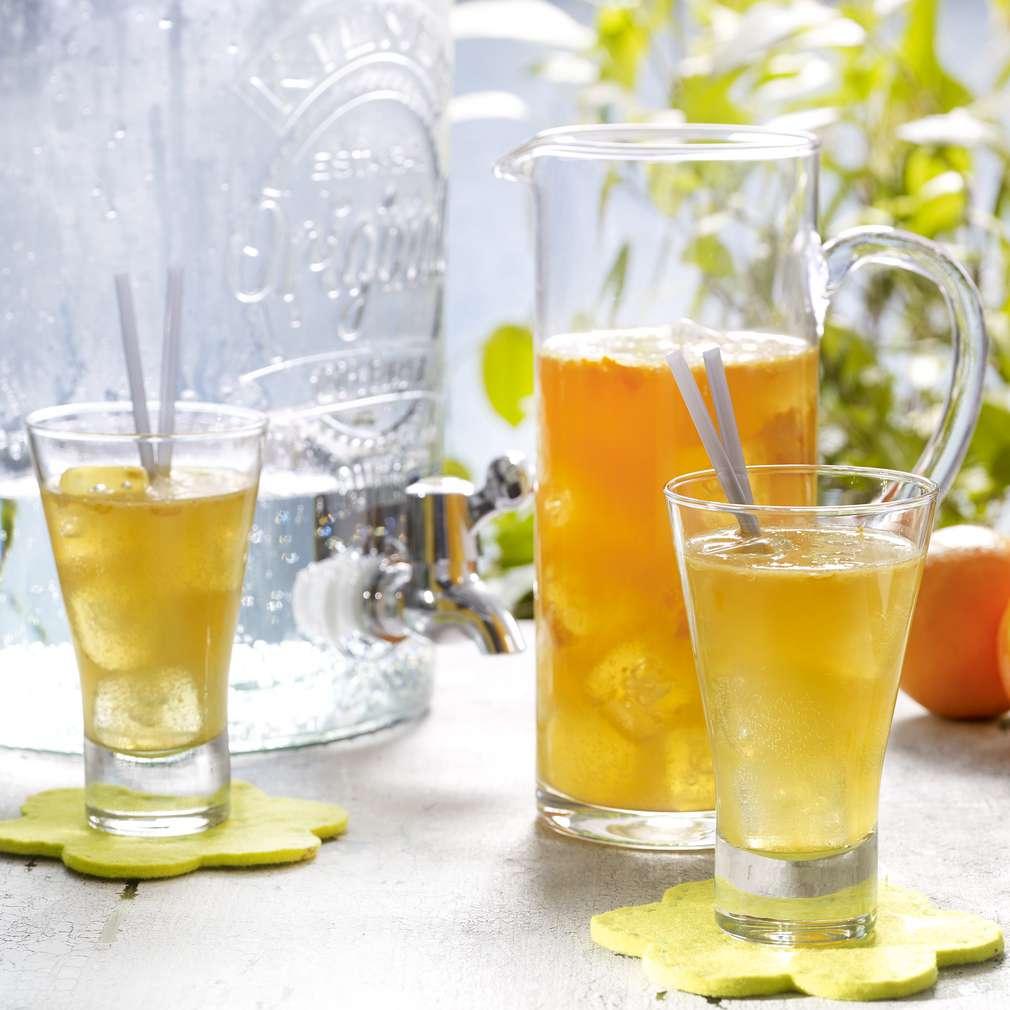 Abbildung des Rezepts Ginger-Ale-Limonade