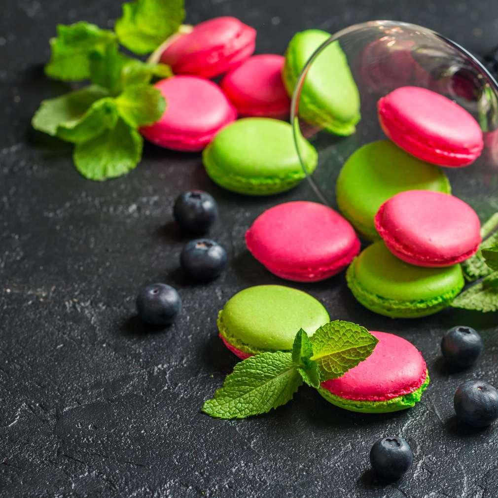 Abbildung des Rezepts Französische Macarons