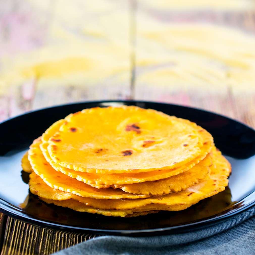 Изобразяване на рецептата Царевични тортили