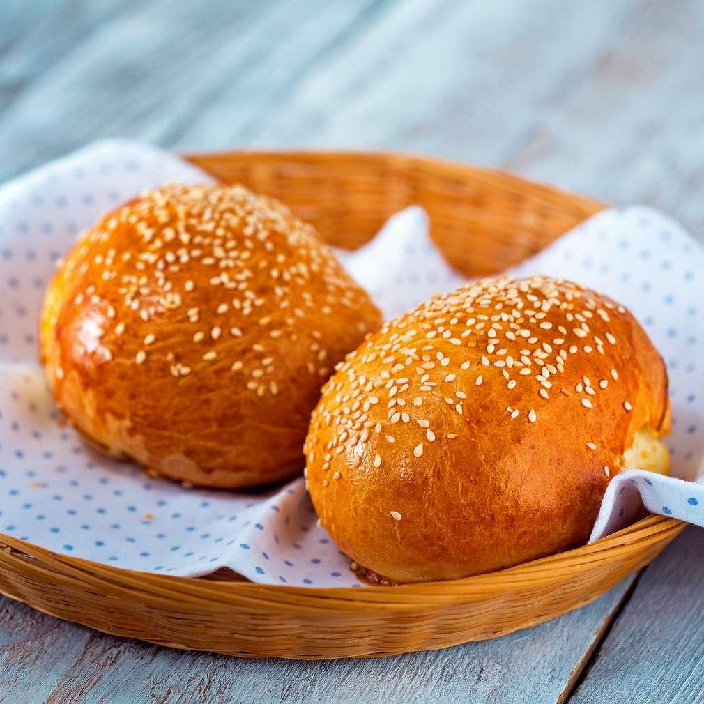 Изобразяване на рецептата Мексикански сусамени хлебчета