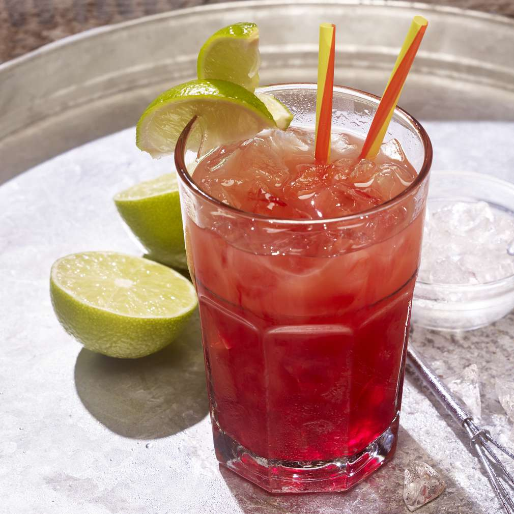 """Imaginea rețetei Cocktail """"Vis în roz"""""""
