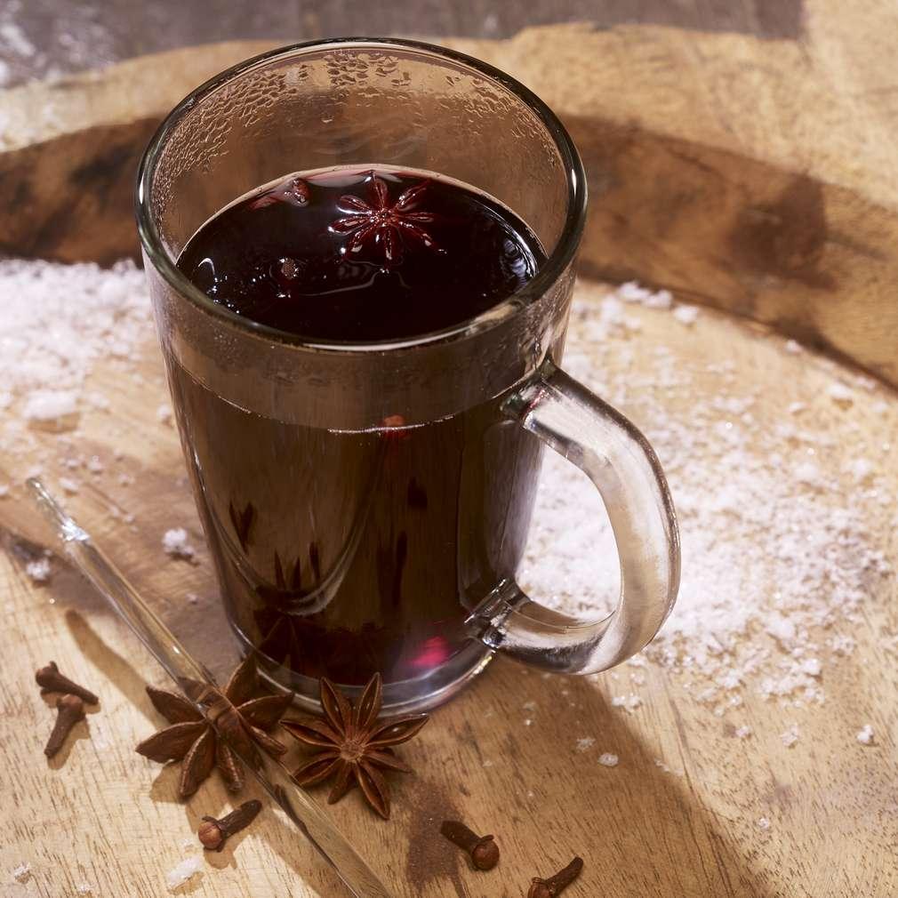 Abbildung des Rezepts Winterlicher-Beeren-Cocktail