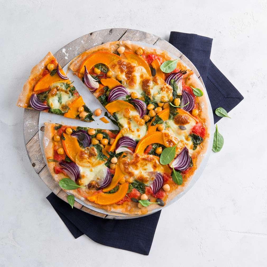 Zobrazenie receptu Superfood pizza