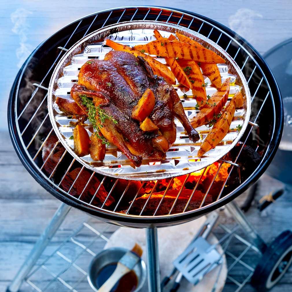 Zdjęcie przepisu Kaczka z grilla