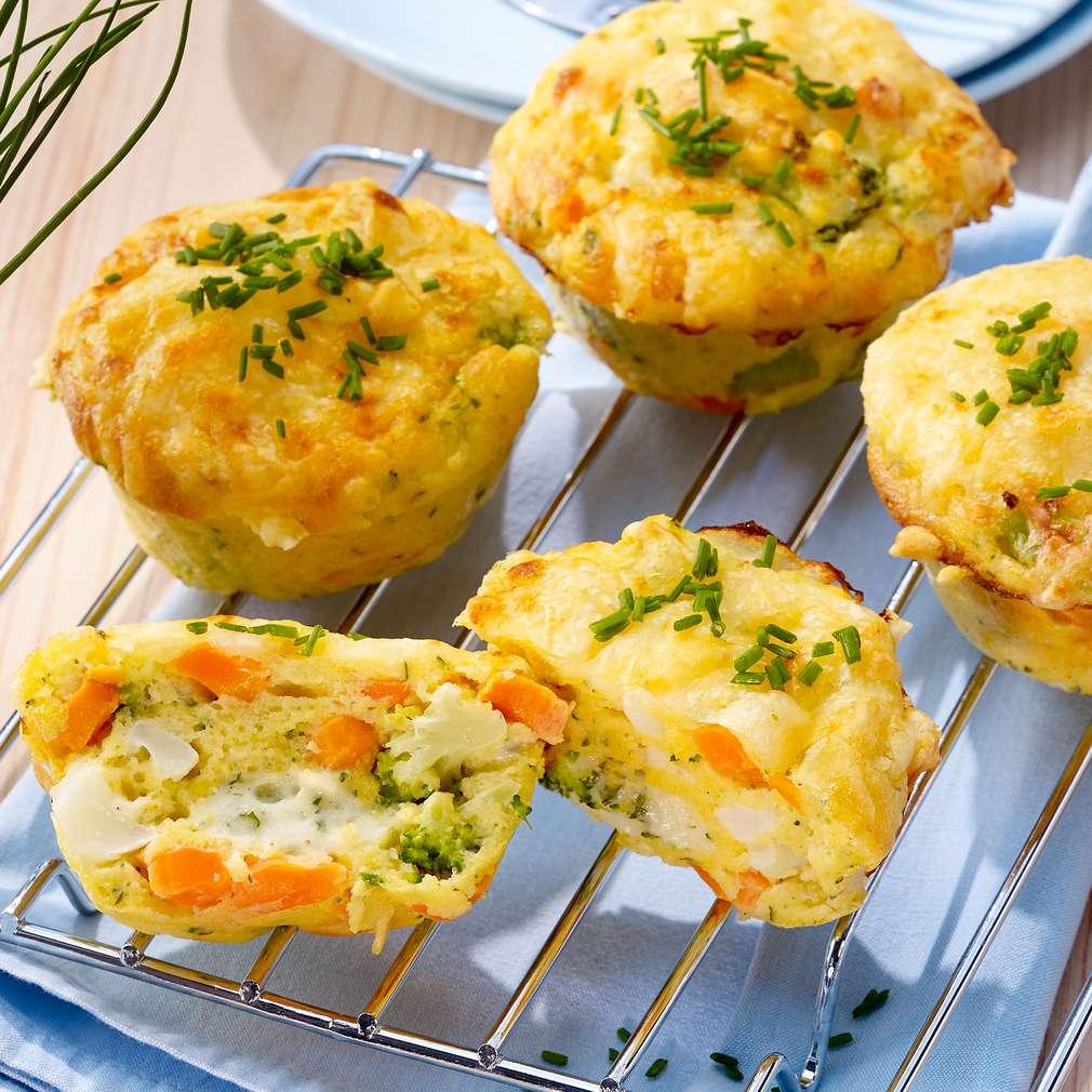 Abbildung des Rezepts Polenta-Muffins